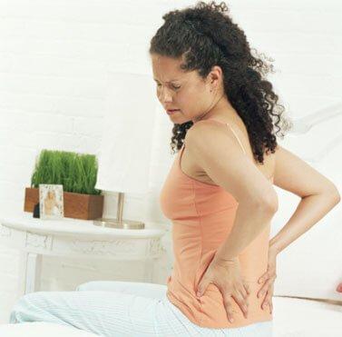חמישה תרגילים לכאבי גב
