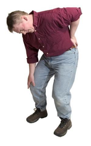 השמנה וכאבי גב