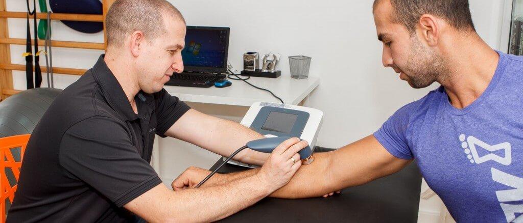 שיקום ספורטאים וטיפול בפציעות ספורט