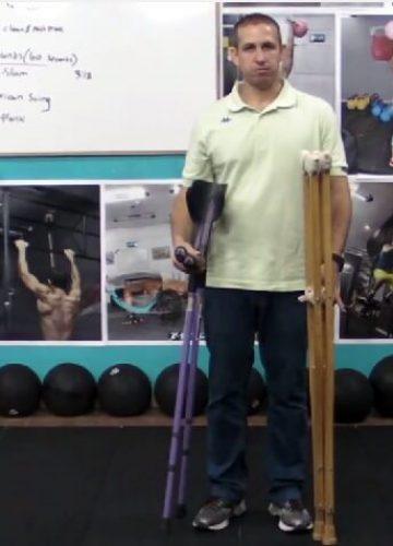 שיקום ופיזיותרפיה לאחר שבר בירך